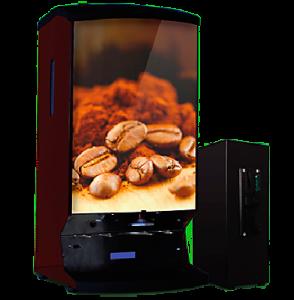 Servicios - DISTRICAFE - Cafetera molino electronico