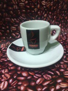 SERVICIO DE TAZAS Y PLATOS DE CAFÉ - Servicios - DISTRICAFE - Servicio de tazas de cafe camali personalizables