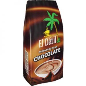 CHOCOLATES el datil - Servicios - DISTRICAFE - Chocolate preparado a la taza el datil